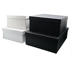 CASEMADE FOLD-UP BOXES