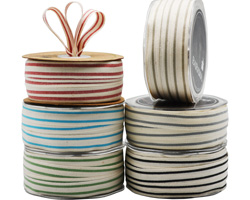 15mm SUMMER CANVAS STRIPE