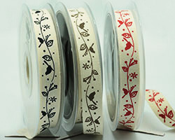 16mm BOTANICAL on COTTON TAPE