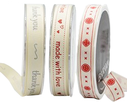 16mm COUNTRY STYLE RIBBONS