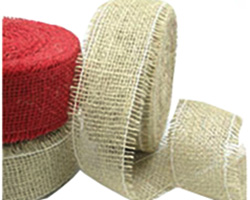 55mm C/E JUTE WEBBING Single Weft