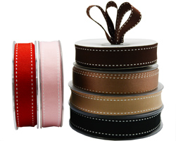 19mm GROSGRAIN STITCH