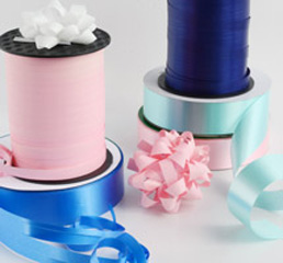TEAR & CURLING RIBBON