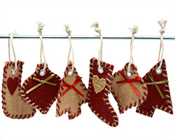 JUTE DECORATIONS