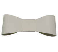 FOCCHETTO (BOW) -White Kraft