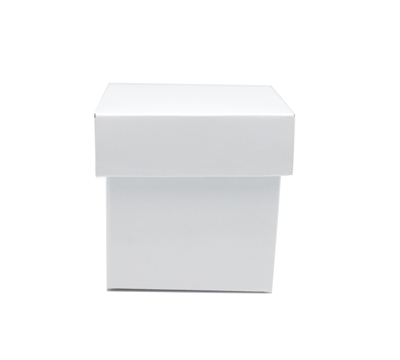 GLOSS BOX & LID-Gloss White