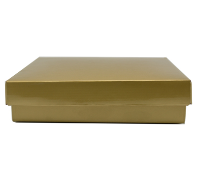 CHOC BOX & LID-Gold