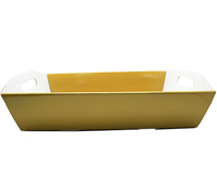 LGE HAMPER TRAY-Gold