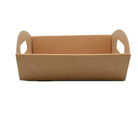 SML HAMPER TRAY PACK-Natural