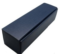 SINGLE WINE BOX-Seta Navy
