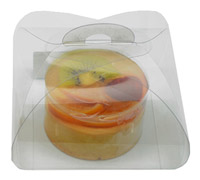 TORTINA (CAKE) CLEAR BOX MED