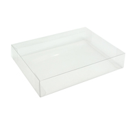 PVC CLEAR CASE - Extra Large