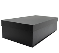 CASEMADE FOLD-UP DOUBLE BOX-Matte Black