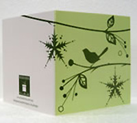 GIFT CARD BOTANICALS-Pistachio/Avocado