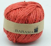 2mm JUTE STRING 4ply-Red