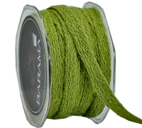10mm JUTE TAPE-Lime
