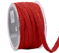 10mm JUTE TAPE-Red