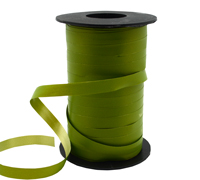 10mm SATIN TEAR RIBBON-Avocado