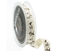 16mm BOTANICAL on COTTON TAPE-Natural