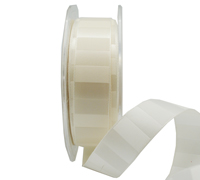 18mm DB WOVEN SATIN-Antique White