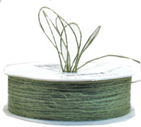 1mm JUTE CORD-Light Avocado