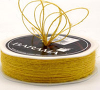 1mm JUTE CORD-Yellow