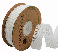 22mm LACE-White