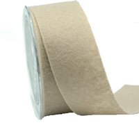 38mm CE FELT RIBBON-Natural