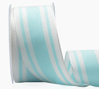38mm W/E CANDYSTRIPE-Tiffany/White