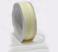7mm PICOT EDGE TRIM-Ivory