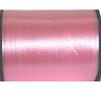 5mm CURLING RIBBON-Pale Pink