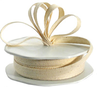 10mm COTTON TAPE-Cream