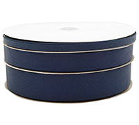 GROSGRAIN BULK (PLAIN)-Navy
