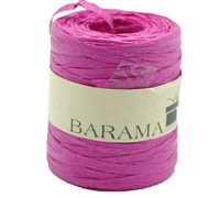 4mm PAPER RAFFIA-Hot Pink