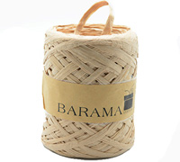 4mm PAPER RAFFIA-Natural