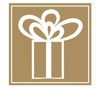 SQUARE GIFT SEAL-Gold