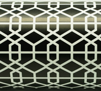 LATTICE WRAP-Black