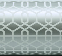LATTICE WRAP-Silver